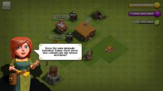 Clash of Clans hacker 1.000.000.000 de gemas