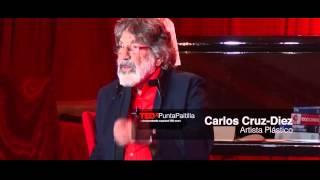 El arte como invención y comunicación | Carlos Cruz-Diez | TEDxPuntaPaitilla