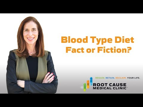 Blood Type Diet: Fact or Fiction?