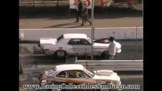 1967 Ford Mustang Drag Racing Barona Drag Strip 11-17-2012