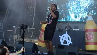Скачать A AP Rocky Excuse Me At The Roots Picnic 2015