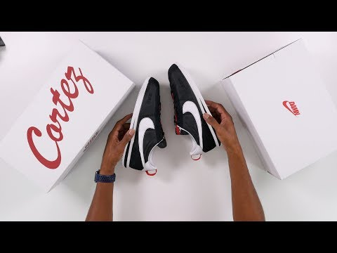 HANDS-ON: Limited NIKE X KENDRICK Lamar Cortez Kenny III SNEAKERS And TDE Merch