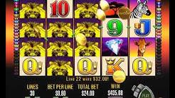Aristocrat 50 Lions Online Pokies Slots Kostenlos Spielen oder Real