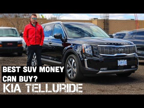 2020 Kia Telluride | All You Need To Know About Kia Telluride | Best SUV Money Can Buy?