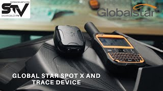 Global Star Spot X and Trace Device