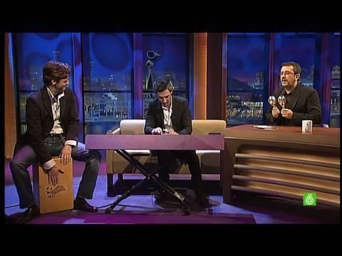 BFN: Jam Session con Juan Diego Botto y E. Alterio