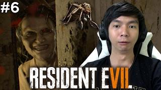 Monster Serangga - RESIDENT EVIL 7 - Indonesia #6
