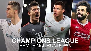 Champions League Semi-Final Draw - All You Need To Know