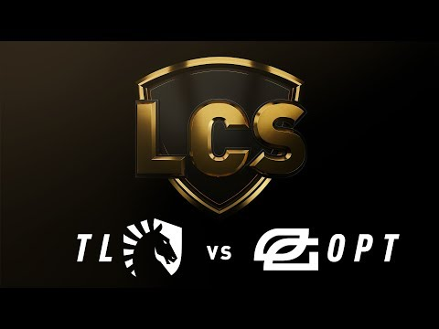 TL vs. OPT - Week 3 Day 2 | LCS Spring Split | Team Liquid vs. OpTic Gaming (2019)