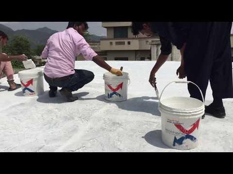 "Heat Proof / Insulating Coating ""isothane"" Can Stop 45% Heat & 40% Energy Bills, Www.samz.com.pk"