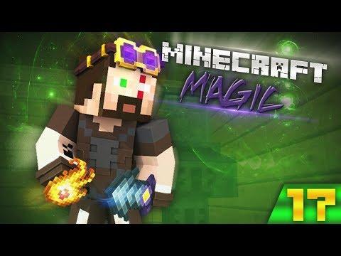 Minecraft Magic Adventure#17 - Ферма фрагментов знаний
