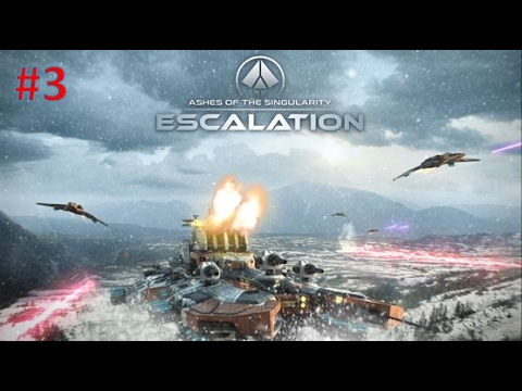 An Overview of Ashes of the Singularity: Escalation - Strategic Bombers + GG |
