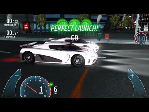 Racing Rivals: 2013 Koenigsegg Agera R Perfect Launch Tutorial