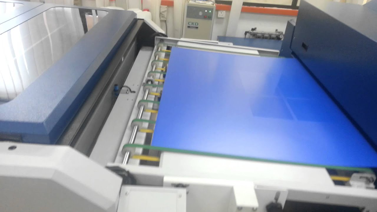 48 channel off line A2 size ctp plate printing machine ...  |Ctp
