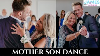 Wedding Reception Mother Son Dance || Mother and Son Slideshow || The First Lady In My Life