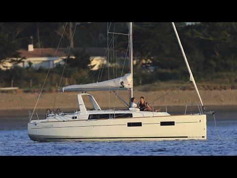 Парусная яхта Beneteau Oceanis 35