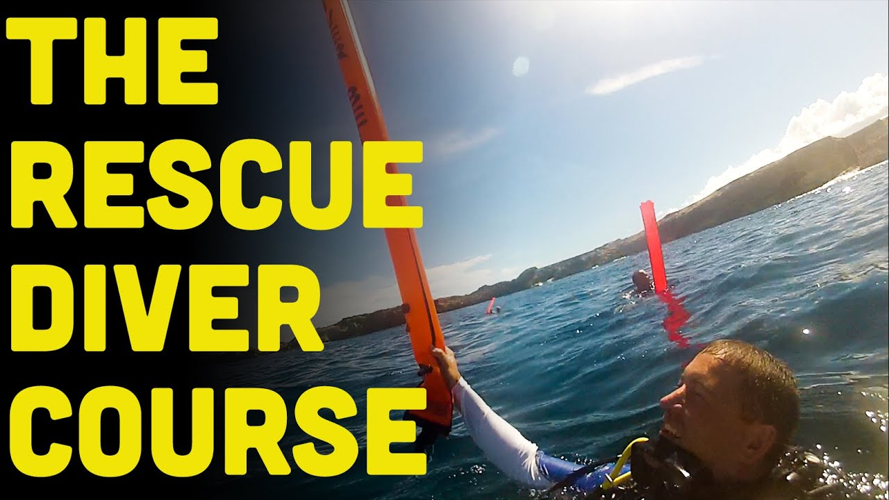 Why Every Diver Should Be A Rescue Diver