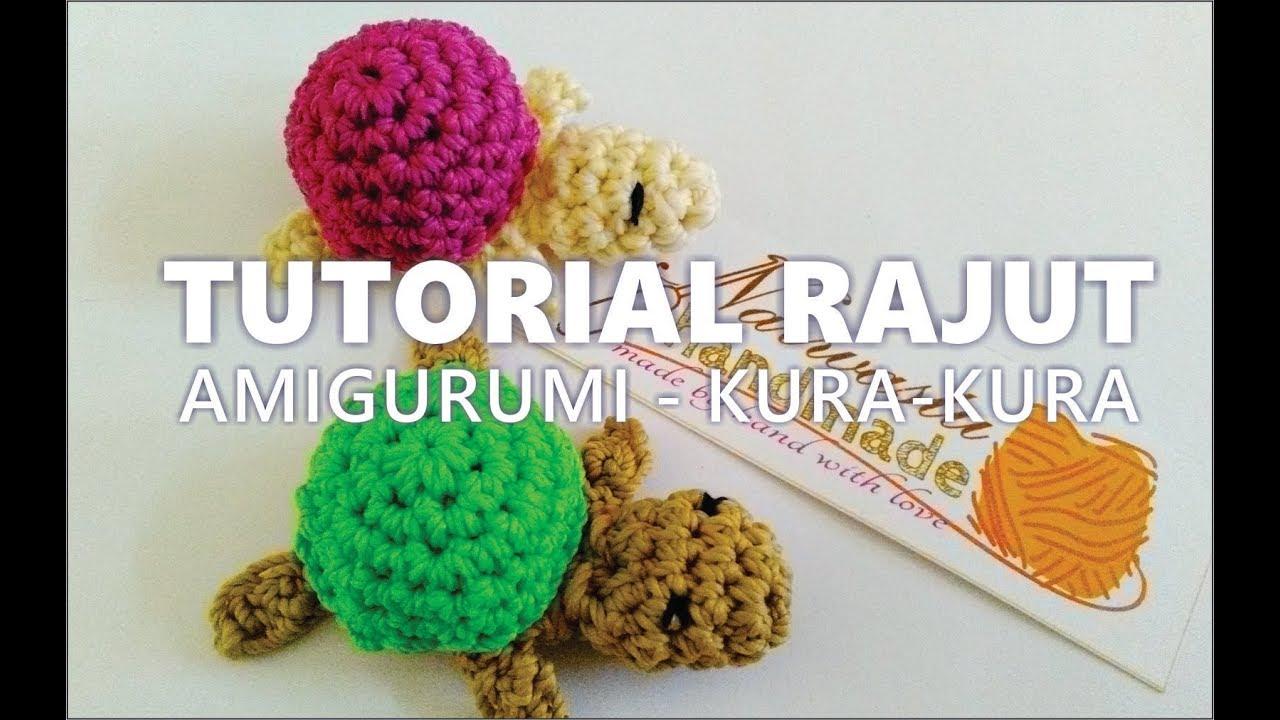 PIGLET AMIGURUMI CROCHET TUTORIAL | TUTORIAL BONEKA RAJUT PIGLET ... | 720x1280