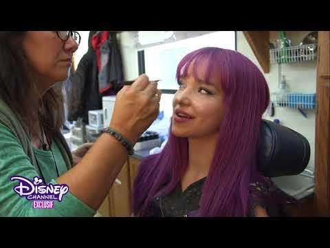Descendants 2 - Sur le tournage avec Dove Cameron