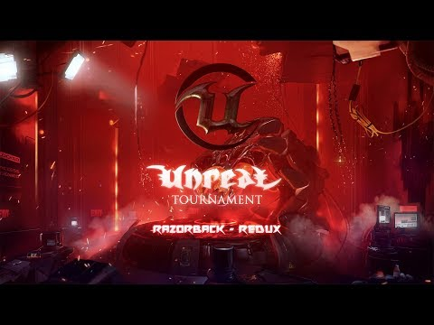 [PC] Unreal Tournament - Razorback (remix)