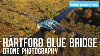Saltscape | Hartford Blue Bridge Drone Footage