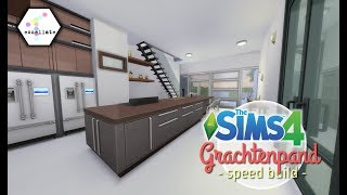 Modern Grachtenpand - Deel 2   Sims 4 Lets Build Nederlands