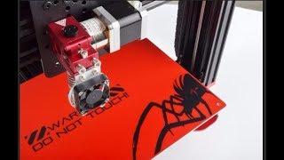 Обзор 3д принтера Tevo Black Widow