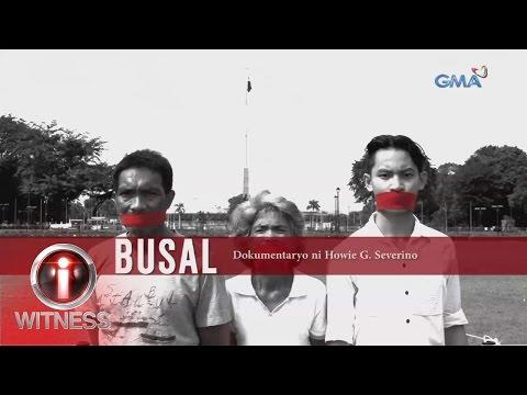 Thumbnail: i-Witness: 'Busal', dokumentaryo ni Howie Severino (full