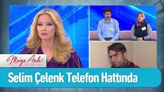 Selim Çelenk telefonla yayına bağlandı! - Müge Anlı ile Tatlı Sert 8 Mart 2019
