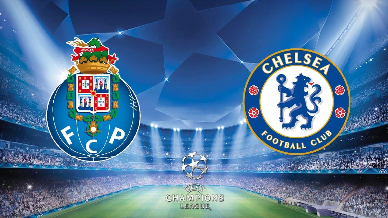 UEFA Champions League 2021 (Quarter Final) - FC Porto Vs Chelsea - 1st Leg  - 07/04/21 - FIFA 21 - YouTube