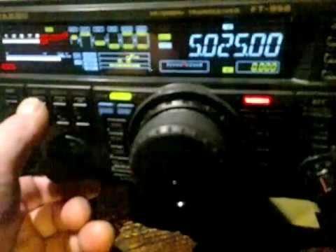 RADIO REBELDE    CUBA   YEASU   FT  950