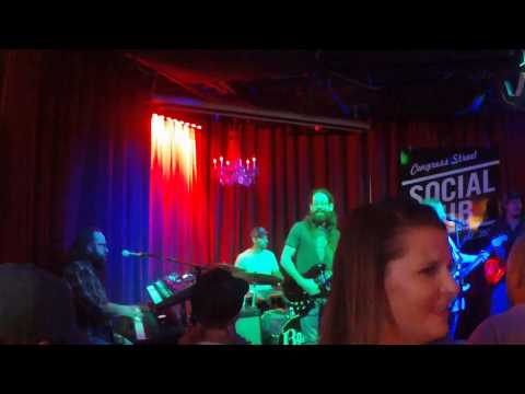 Bonnie Blue live at Congress Street Social Club in Savannah, GA on 4/7/18