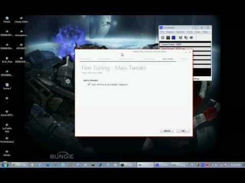Halo:Reach ONLINE+OFFLINE Campaign Editor Non-Horizon!