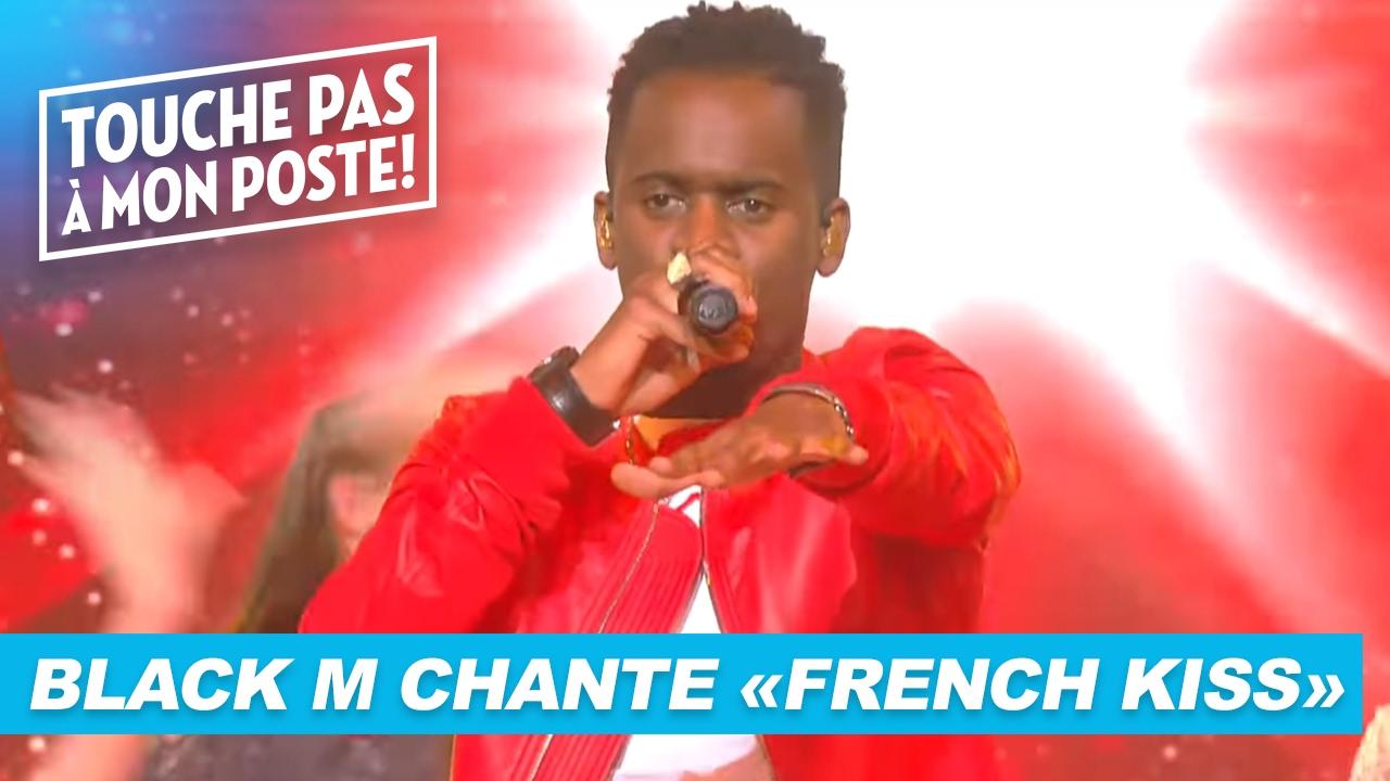 black m chante french kiss en live tpmp youtube. Black Bedroom Furniture Sets. Home Design Ideas