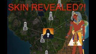 Mystery skin unlocked??!! +