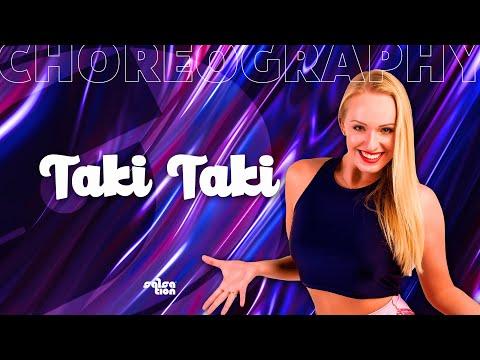 DJ Snake Feat. Selena Gomez + Ozuna + Cardi B. – Taki Taki – SALSATION® Choreography by SMT Kami W.