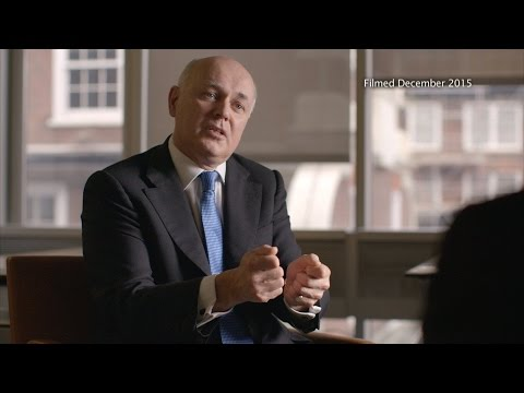 Ian Hislop meets Iain Duncan Smith - Workers or Shirkers? Ian Hislop's Victorian Benefits - BBC Two
