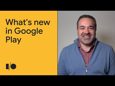 What's new in Google Play   Keynote