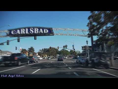 Driving in Oceanside & Carlsbad
