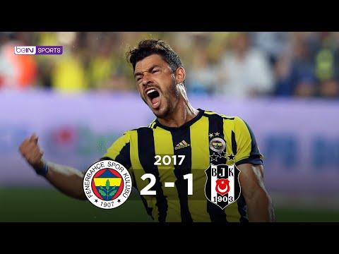 Fenerbahçe 2 - 1 Beşiktaş #Özet