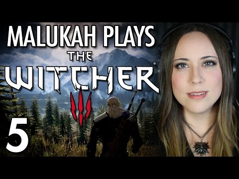 Malukah Plays The Witcher 3 - Ep. 5: Redemption Fail