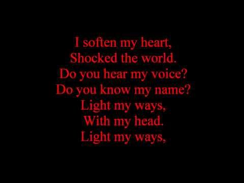 The Killers Boots Lyrics