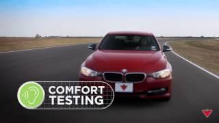 Fuel Economy & Comfort Tire Testing