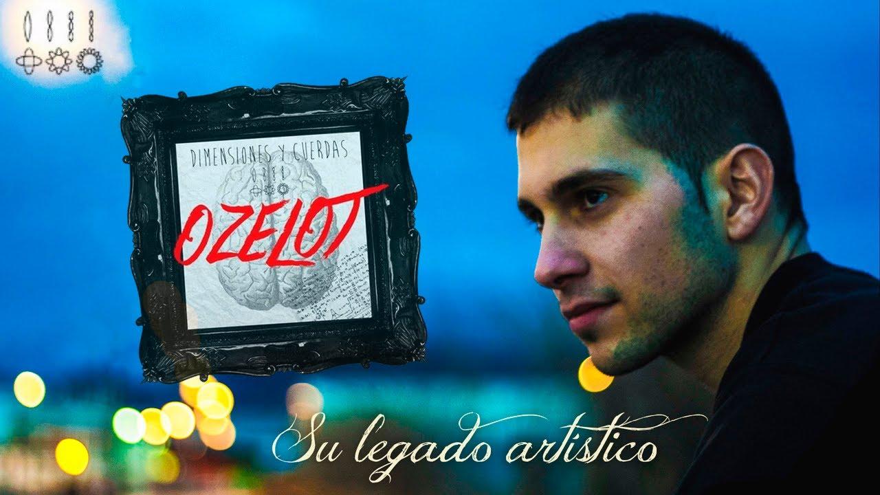 Obra completa de Ozelot [El hombre de masa cero, Dimensiones y Cuerdas, Singularity y temas sueltos]