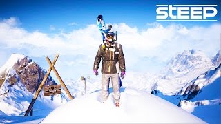 STEEP: BEST SECRETS & CHALLENGES (STEEP Funny Moments)