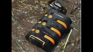 FosPower Waterproof Battery Bank