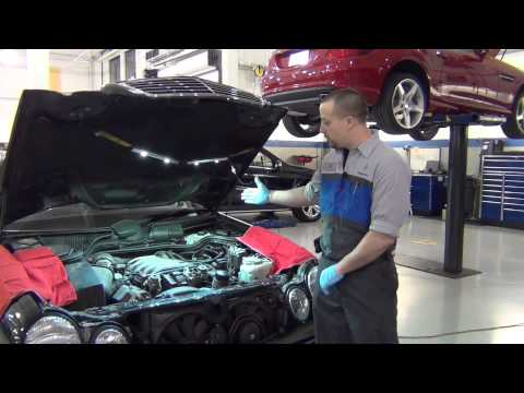 Service - Check Engine Light
