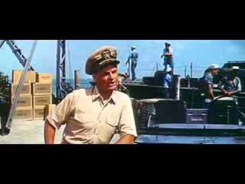 PT 109 (1963) Trailer- JFK during World War Two