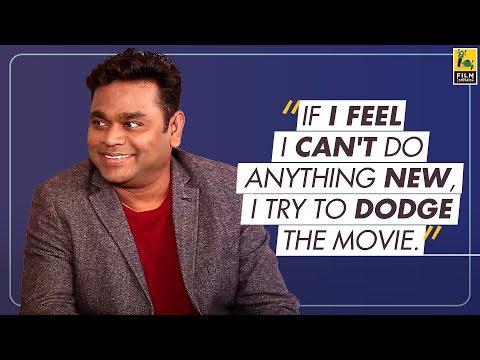In FocusAR Rahman's KM ConservatoryFilm Companion