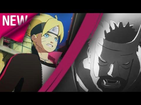 NEW SASUKE GAMEPLAY!? Road To Boruto Trailer REACTION + BOSS BATTLE! Naruto Ultimate Ninja Storm 4 |